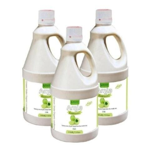 Bhumija Amla Juice,  Natural  1 L  - Pack of 3
