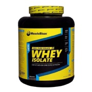 MuscleBlaze Whey Isolate,  4.4 lb  Chocolate