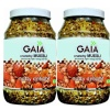 GAIA Muesli Delight,  Nutty  1 kg  - Pack of 2