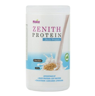 Zenith Nutrition Zenith Protein Daily Protein,  0.66 lb  Chocolate