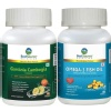 BestSource Nutrition For Weight Loss Combo 1 - Garcinia + Omega 3