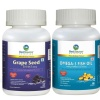 BestSource Nutrition For Heart Health Combo 1 - Omega 3 + Grapeseed Extract