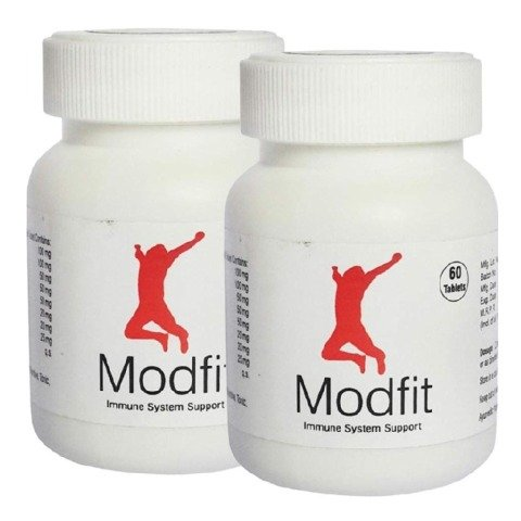 Herbs WellBeing Modfit,  60 tablet(s)  - Pack of 2