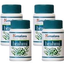 Himalaya Brahmi Capsules,  60 capsules  - Pack of 4
