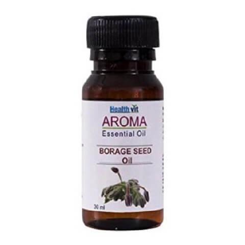 Healthvit Aroma Borage Oil,  30 ml  for All Skin Types