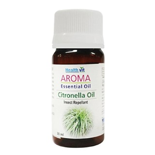 Healthvit Aroma Citronella Essential Oil,  30 ml  for All Skin Types