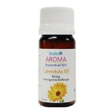 Healthvit Aroma Calendula Essential Oil,  30 Ml  For All Skin Types