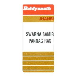 Baidyanath Swarna Samir Pannag Ras,  1 g