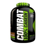 MusclePharm Combat 100% Casein,  4 lb  Chocolate Milk