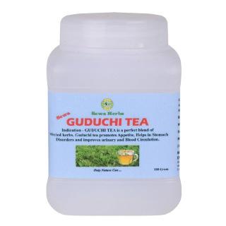 Sewa Herbs Guduchi Tea,  Natural  100 g