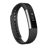 Fitbit Alta Fitness Tracker,  Small (Silver/Black)