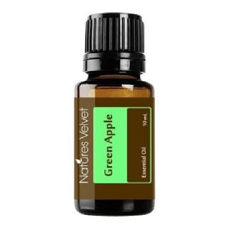 Natures Velvet Essential Oil,  10 ml  Green Apple