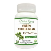 Nutra Vigour Green Coffee Bean Extract (800mg),  90 capsules