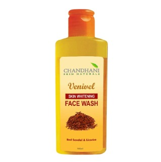 Chandhani Venivel Facewash,  100 ml  Skin Whitening