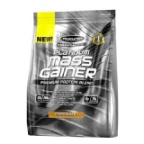 MuscleTech Platinum Mass Gainer,  Chocolate  11 Lb