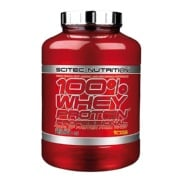 Scitec Nutrition 100% Whey Protein Professional,  5.2 lb  Banana