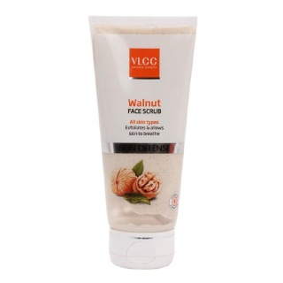 VLCC Walnut Face Scrub,  80 g  Skin Defense