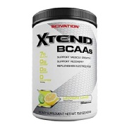 Scivation Xtend BCAAs,  0.95 lb  Lemon Lime