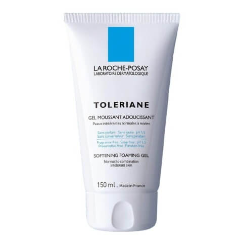 La Roche Toleriane Softening Foaming Gel,  150 ml  Intolerant Skin