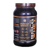 Muscle Effect Ultimate Gold Whey,  2 Lb  Banana
