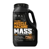 Grenade Muscle Machine Mass,  Chocolate Milkshake  5 Lb