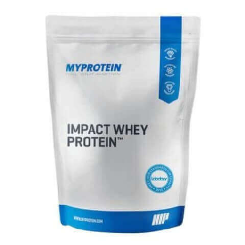 Myprotein Impact Whey Protein,  0.55 lb  Strawberry