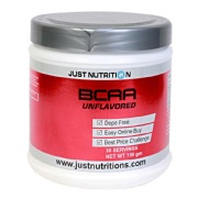Just Nutrition BCAA,  0.33 lb  Unflavoured
