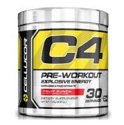 Cellucor C4 Explosive Preworkout,  0.43 lb  Fruit Punch