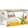 GAIA Green Tea( Honey & Lime),  25 Piece(s)/Pack  Honey & Lime