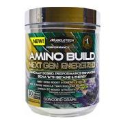 MuscleTech Amino Build Next Gen Energized,  0.61 lb  Concord Grape