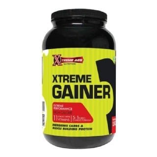 Xtreme Abs Nutrition Xtreme Gainer,  2.2 lb  Chocolate