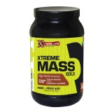 Xtreme Abs Nutrition Xtreme Mass Gold,  Vanilla  2.2 Lb