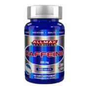 Allmax Caffeine,  100 tablet(s)  Unflavoured