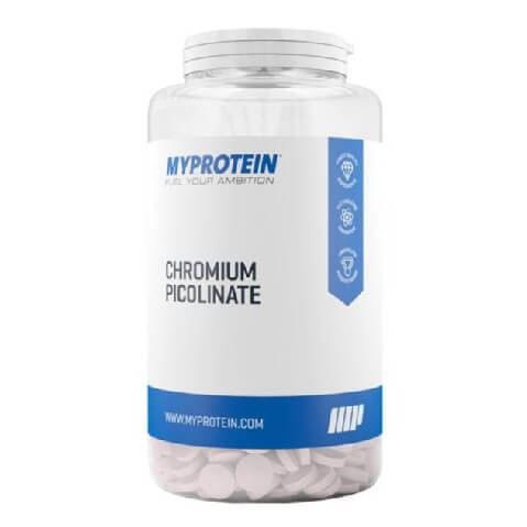 Myprotein Chromium Picolinate,  180 tablet(s)