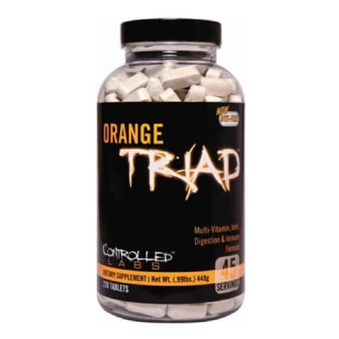 Controlled Labs Triad,  Orange  270 tablet(s)