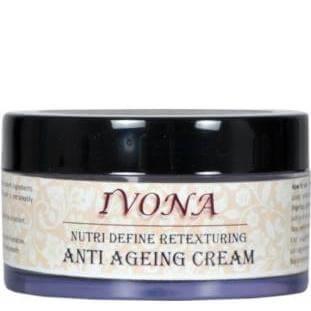 Ivona Anti Ageing Cream,  50 g  All Skin Type
