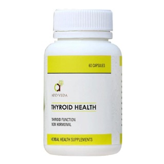 Add Veda Thyroid Health,  60 capsules
