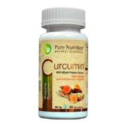 Pure Nutrition Curcumin,  60 capsules