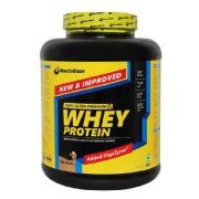 MuscleBlaze Whey Protein, 4.4 lb Cafe Mocha