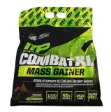 MusclePharm Combat XL Mass Gainer,  Chocolate  12 Lb