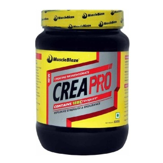 MuscleBlaze CreaPRO Creatine with Creapure SPL,  Unflavoured  0.66 lb