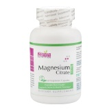 Zenith Nutrition Magnesium Citrate (330 Mg),  Unflavoured  60 Capsules