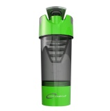 Cyclone Cup Protein Shaker,  Green  500 Ml
