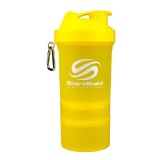 SmartShake Neon,  Yellow  500 Ml