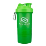 SmartShake Neon,  Green  500 Ml