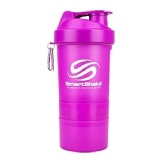 SmartShake Neon,  Purple  500 Ml