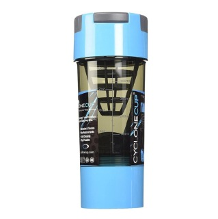 Cyclone Cup Protein Shaker,  Light Blue  500 Ml