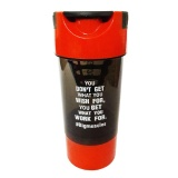 Big Muscle Smart Shaker,  Black & Red  600 Ml