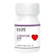 INLIFE Coenzyme Q10,  30 chewable tablet(s)