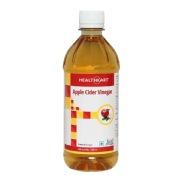 HealthKart Filtered Apple Cider Vinegar, 0.5 L Natural